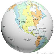 map of time zones usa and mexico states time zone globe