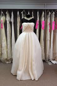 the rack wedding dresses reem acra couture wedding dress the rack bridal and formal