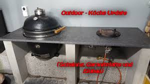 aussenküche bauanleitung aussenküche outdoor kitchen update schalung