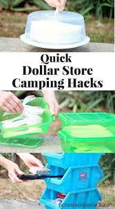 dollar tree hacks quick and easy dollar store cing hacks