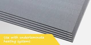 insulation boards for electric underfloor heating thermogroup