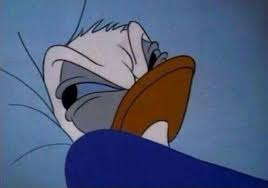 Donald Duck Meme - angry donald duck blank template imgflip