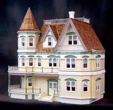 Little Darlings Dollhouses Customized Newport by Little Darlings Dollhouses Queen Anne