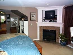 Master Bedroom Fireplace Modern Bedroom Fireplace Solution In The Platform