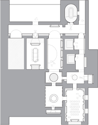Tenement Floor Plan by Pro Projects Buffalo Architecture Center