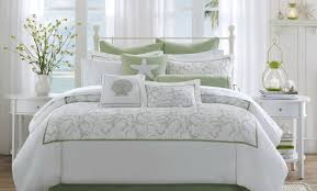Palm Tree Bedspread Sets Bedding Set Noticeable Mint Green Bedding Sheets Astonishing