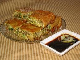 membuat martabak di rice cooker martabak telur spesial eet smakelijk pinterest snacks lunch