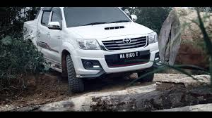 hilux toyota hilux u2013 urban hero forest guardian youtube
