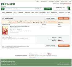 Kids Barnes And Noble Barnes U0026 Noble U0027s Checkout Process Usability Benchmark Score 474