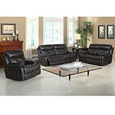 amazon com pulaski metro loveseat with power jordan java kitchen