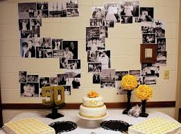 50th anniversary party ideas 50th anniversary party ideas decorations at best home design 2018 tips