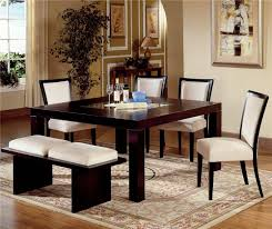 Square Dining Room Tables For 8 Buy Movado Square Casual Dining Table By Steve Silver From Www