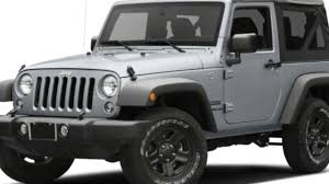 crashed white jeep wrangler the new 2018 jeep wrangler reviews performance prices youtube