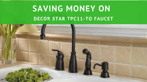 cer kitchen faucet saving on decor tpc11 to faucet primary kitchen