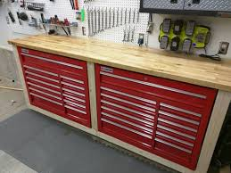 Build Your Own Toy Box Bench by Best 25 Garage Workbench Ideas On Pinterest Workbench Ideas