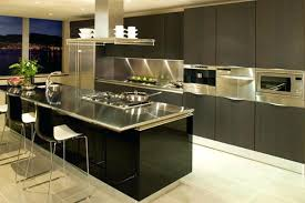 stainless steel kitchen cabinets cost island table ikea