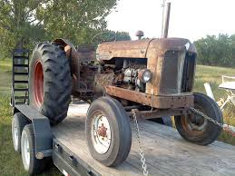 just bought a fordson diesel major let the games begin