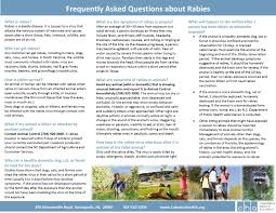 rabies cabarrus health alliance nc official website