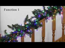 slow twinkling christmas lights multi color 10 ft twinkling cluster rice lights youtube