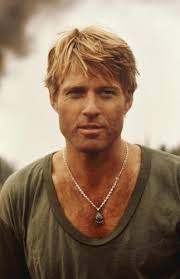 when did robert redford get red hair robert redford on the set of a bridge too far 1977 for