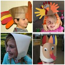thanksgiving hats 10 thanksgiving hats for kids non gifts