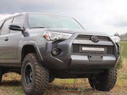 2014 2017 toyota 4runner grille will not fit limited rigid