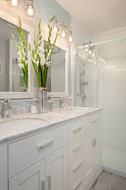 cape cod bathroom designs small bathroom with white cabinets two white sinks white