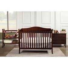 Walmart Baby Nursery Furniture Sets 4 Nursery Set Espresso Walmart