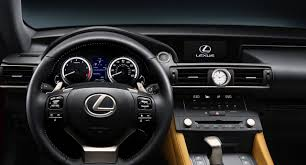 lexus rc navigation stud or dud lexus details new rc coupe set to debut in 2014