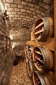 Wine Cellar Chandelier Wine Barrel Chandelier Wine Cellar Mediterranean With Brick
