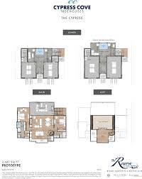 Treehouse Floor Plan Cypress Cove Treehouses Reserve At Lake Travis