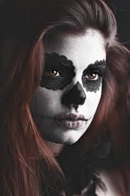 Halloween Makeup Dia De Los Muertos Sugar Skull By Samir Kharrat On 500px Day Of The Dead Dia De