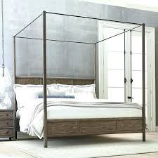 4 Poster Bed Frames California King Poster Bed Latercera Co