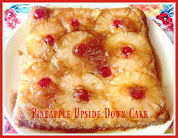 vintage pineapple upside down recipes and ramblings with the