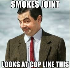 Weed Meme - gay mr bean on weed how to roll the best joint in the world