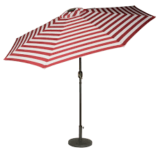 Lighted Patio Umbrella Deluxe Solar Powered Led Lighted Patio Umbrella By Trademark