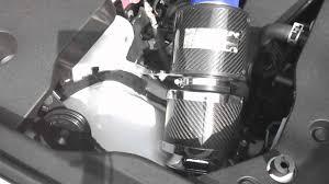 lexus isf injen intake review lexus is toyota crown turbo carbon chamber air intake youtube