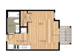 bedroom decor studio apartment floor images glittering plans of