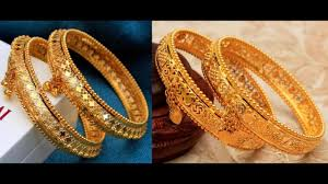 simple gold bracelet price images Bangles design in gold with price and weight latest jewellery jpg
