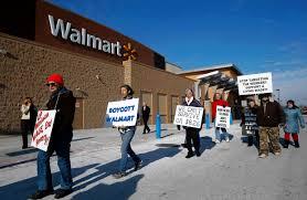 target does poor job on black friday boycott wal mart accused of violating workers u0027 rights wsj