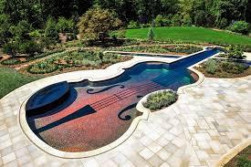 unique garden water features