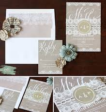 Wedding Invitation Diy 3 Ways To Bind Your Wedding Invitations Diy Tips The Elli Blog