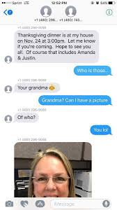 s wrong number text creates wonderful thanksgiving tradition