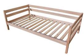 Wooden Daybed Frame Dappled Path Forest Park And Q Solid Wood Daybed Frames