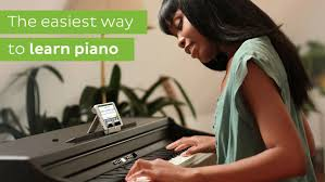 tutorial piano simple skoove piano lessons on the app store