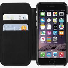 black friday iphone 6s tumi folio for iphone 6 6s black leather verizon wireless