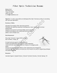 Sample Hvac Resume by Optical Technician Resume Resume For Your Job Application