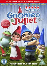gnomeo u0026 juliet dvd amazon uk james mcavoy emily blunt