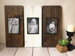 picture frame set wood picture frame rustic picture frame