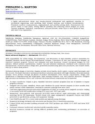 Qa Engineer Resume Mechanical Design Engineer Resume Resume For Your Job Application